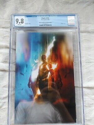 NM Flash #750 Bosslogic Planet Awesome Variant SET ECCC Exclusive