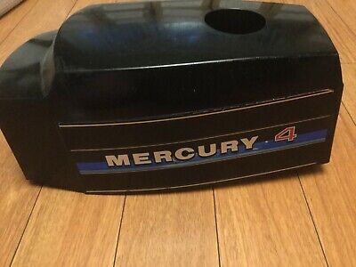 Mercury 4Hp Top Cowl Engine Cover