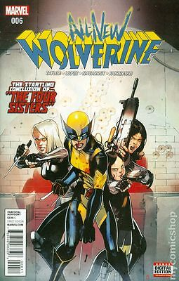All New X-Men 7,8 All New Wolverine 6 Marvel, Mark Bagley, Cyclops, 3 book lot