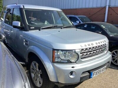 10 Land Rover Discovery 4 3.0 Tdv6 Xs - Satnav, 7 Seats, Leather 9 Services Nice