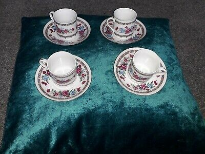 Vintage China childs Cup And Saucer Set