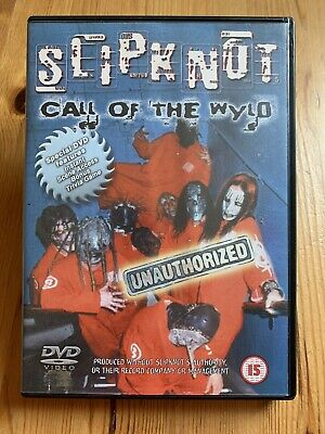 Slipknot: Call of the Wyld - Dvd (2001) Region 0 (All) - Free U.k P&P