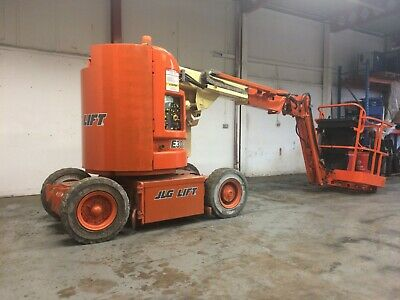 Used JLG Electric Aticulated Boom Lift and Jib Arm