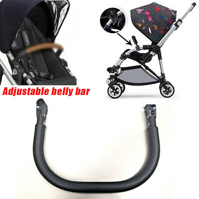 Adjustable Leather Carry Handle Bumper Bar Suits All Bee Models For Bugaboo Bee