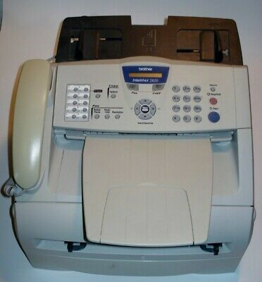 BROTHER IntelliFAX-2820 All-In-One Laser Printer Fax Copier