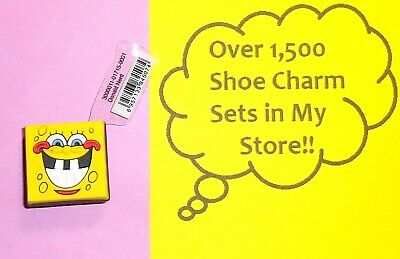 Sponge Shoe Charms Shoe Buttons Plugs Decoration Cake Toppers  auction