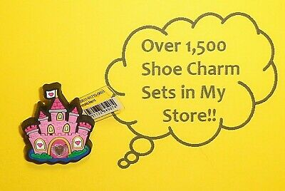 Castle Shoe Charms Shoe Buttons Plugs Decoration Cake Toppers  auction