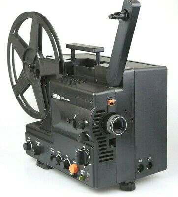 Top Quality EUMIG S934 Automix Stereo SUPER-8 CINE Film Sound PROJECTOR movie