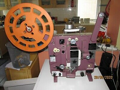 Hokushin sc10 16mm sound projector. Only 50 hours use from new. See listing