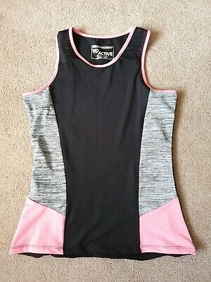 Girls YD Sports Vest Age 12-13 Years (Q1R)