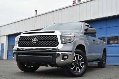 2018 Toyota Tundra SR5 5.7L V8 Full Power Options Rear View Camera Lane Keeping Blind Spot Monitor & More Save