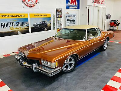 1973 Buick Riviera Grand Sport- SEE VIDEO - Buick Riviera Gold with 0 Miles, for sale!