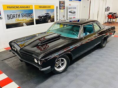 1966 Chevrolet Bel Air/150/210 -POWERFUL 540 V8/ TH400 AUTOMATIC- DANA REAR- Chevrolet Bel Air Black with 21,464 Miles, for sale!