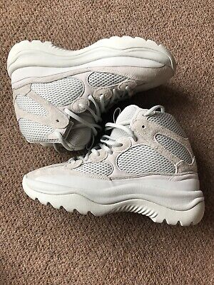 ADIDAS YEEZY 500 Desert Rat Trainers In Salt RRP £350 *SOLD