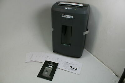 Boxis AutoShred 120 Sheet Auto Feed Microcut Paper Shredder AF120 Office