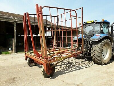 Browns 48 Bale Carrier.
