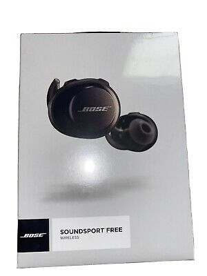 *BRAND NEW* Bose SoundSport Free Wireless Headphones - Black