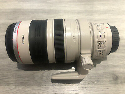 Canon EF 28-300mm F/3.5-5.6 L IS USM Lens (VERY GOOD CONDITION)