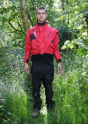 """Gul Scapa Dry Suit (Red - Excellent Condition) Size - Large (5'9"""" - 6'2"""")"""