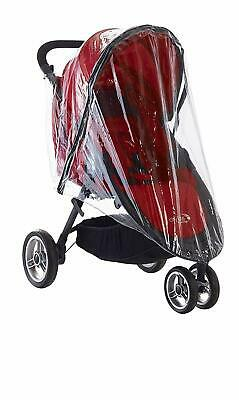 Brand New universal Baby Jogger City Lite Single Stroller Rain Cover PVC zipped