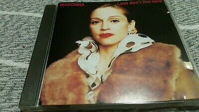 Madonna mega rare love don t live here remixes goodbye to innocence erotica cd