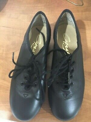 Capezio youth girls size 4.5 tap shoes