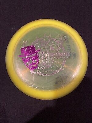 Used Discraft First Run Flash Unknown Weight