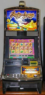 WMS BB1 (Bluebird 1) VIDEO SLOT MACHINE: MAGIC LAMP