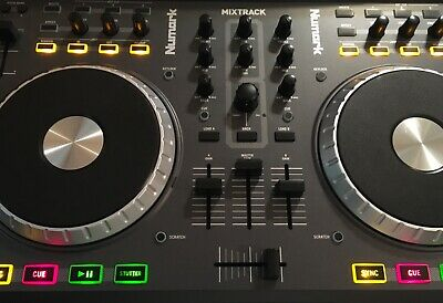 Numark Mixtrack DJ Controller NO Software