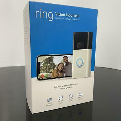All-new Ring Video Doorbell (2nd Gen) – 1080p HD video, improved Features!