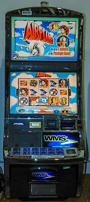 WMS BB2 (Bluebird 2) VIDEO SLOT MACHINE: AIRPLANE!