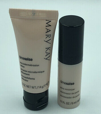 Mary Kay Timewise Microdermabrasion Travelset Refine And Pore