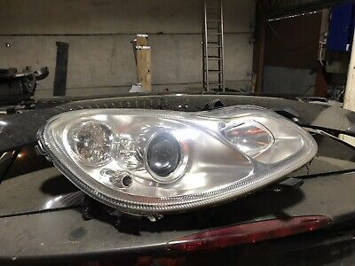 Smart Fortwo Rhd Driver Side Genuine Headlamp Light A4518200459