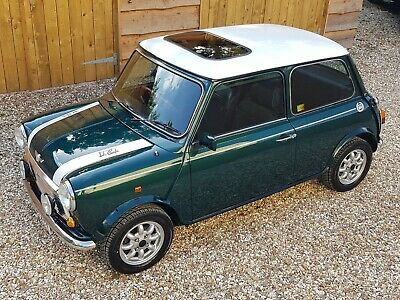 Classic Mini Cooper RSP on 17500 Miles And In Time Warp Condition.