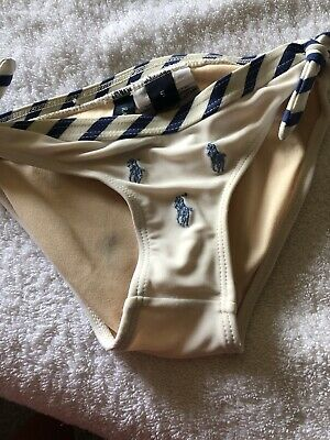 Girls Ralph Lauren Swimwear Bikini Bottoms Aged 5
