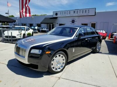 2014 Rolls-Royce Ghost - Rare Rear Theatre Configuration - 26k Miles Rare Rear Theatre Configuration - Clean Carfax - One Owner - 325k+ MSRP