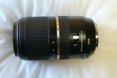 Tamron SP 70-300mm F4-5.6 Di VC USD Lens - for Canon