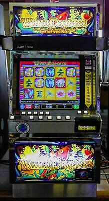 Igt I-Plus Video Slot Machine: Water Dragons