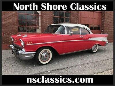 1957 Chevrolet Bel Air/150/210 -RESTORED CLASSIC- 350/AUTOMATIC-LOW MILES 1957 Chevrolet Bel Air/150/210 for sale!