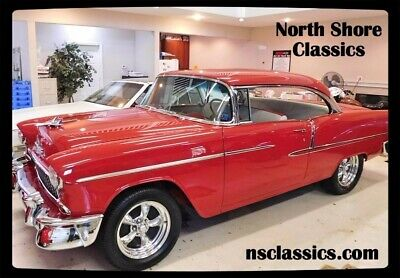 1955 Chevrolet Bel Air/150/210 -COMPLETE RESTORATION-VIPER RED SHOW CAR 1955 Chevrolet Bel Air/150/210
