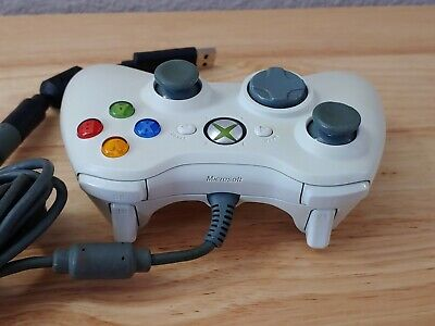 Xbox 360 Controller Wired White