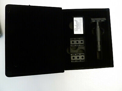 Rockwell Safety Razor 6S Matte Black (Limited Edition)