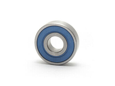 Stainless Steel Miniature Ball Bearings SS-696-2RS 6x15x5 MM