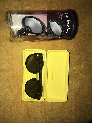 Spectacles 2 Original HD Camera Sunglasses Made For Snapchat ONYX MOONLIGHT