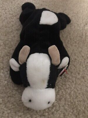 Ty Beanie Baby Daisy The Cow