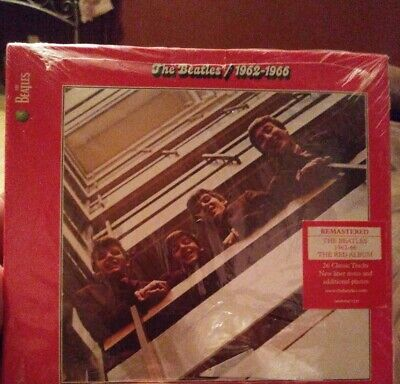 The Beatles 1962-1966 Remastered Red Set 2 Cd