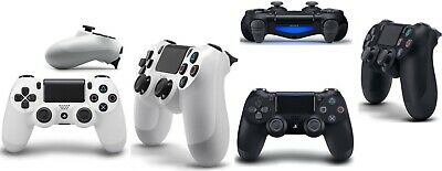 Sony Playstation 4 DualShock 4 Wireless Black Controller PS4 Controller