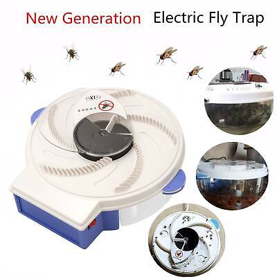 USB type Electric Fly Trap with bait Pest Control Electric anti Fly Killer