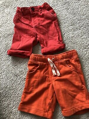 Boys Shorts 2-3 Years Tu And Marks And Spencer