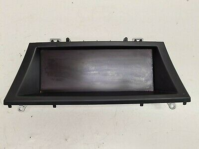 Genuine BMW CCC Navigation Sat Nav Screen Fits X5 X6 E70 E71 8.8 1908071
